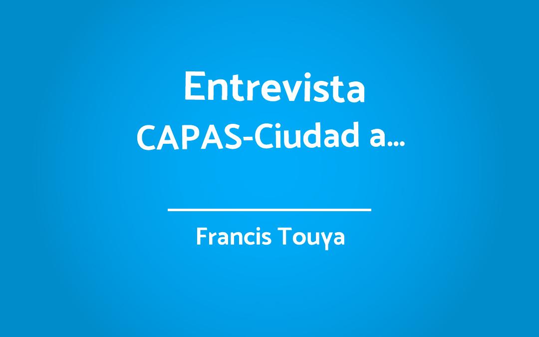 Entrevista a Francis Touya