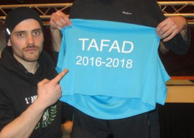ACROSPORT tafad