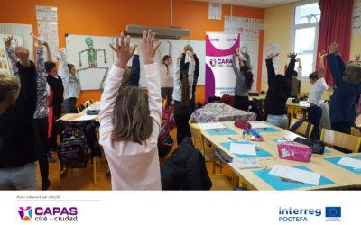 CAPAS-Cité U frn centre transfrontalier pour promouvoir L'ACTIVITÉ PHYSIQUE