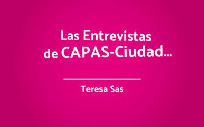 Entrevista con Teresa Sas
