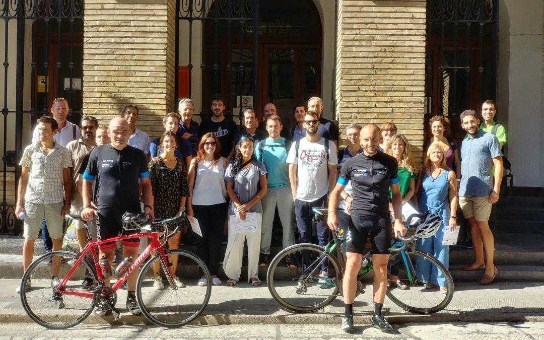 Al colegio, mejor en bici: con el desplazamiento activo todo son beneficios