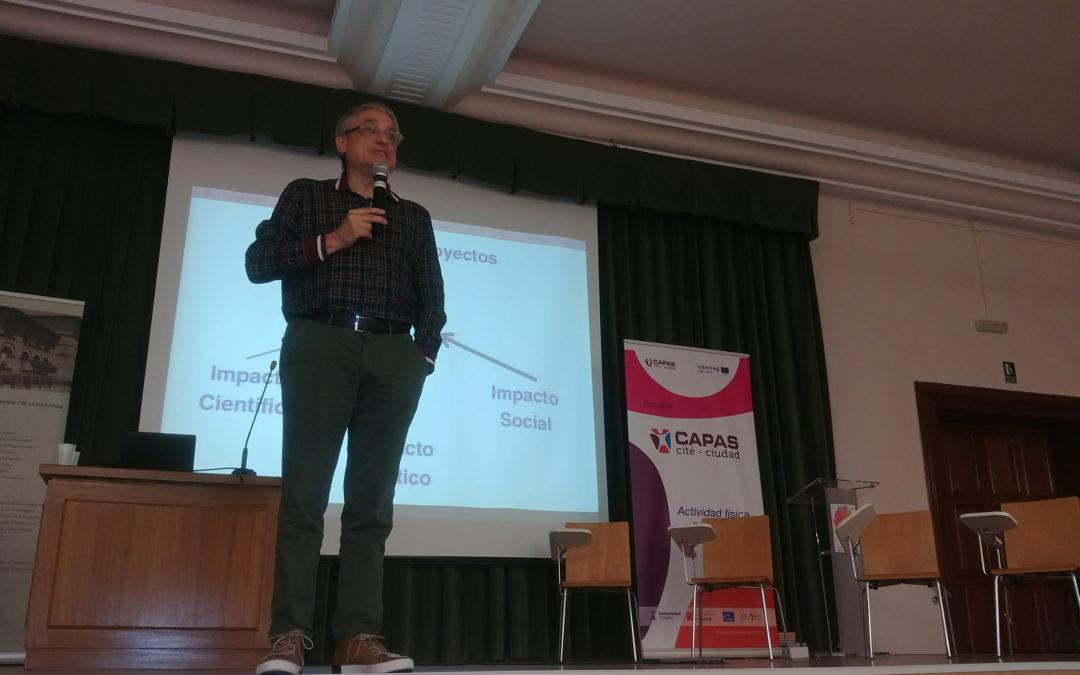 Una interesante jornada sobre la investigación participativa
