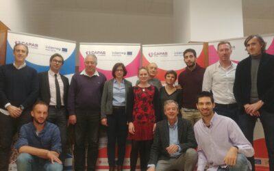 Reunión del comité de pilotaje de CAPAS-Ciudad
