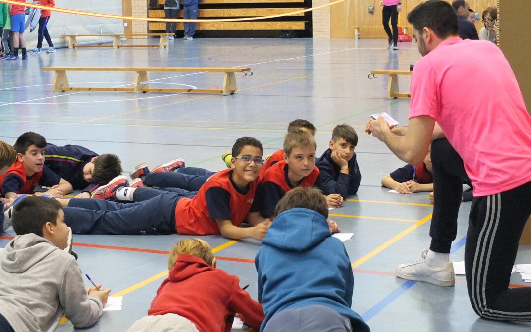 Unizar Kids, una jornada para generar ambientes saludables en el entorno escolar