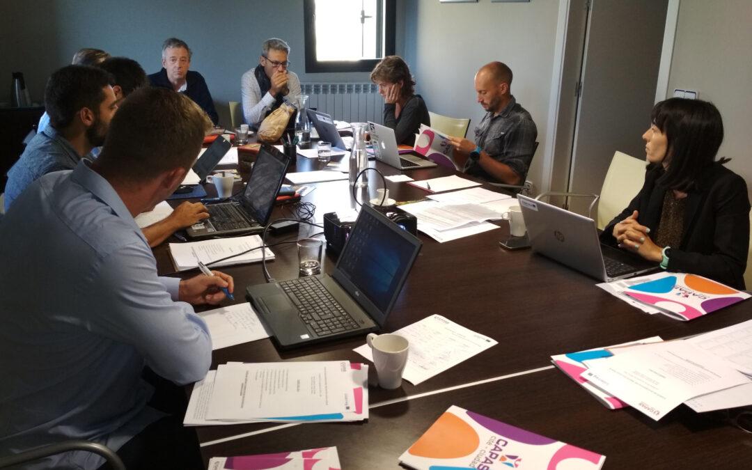 Reunión del Comité de Seguimiento del proyecto CAPAS-Ciudad