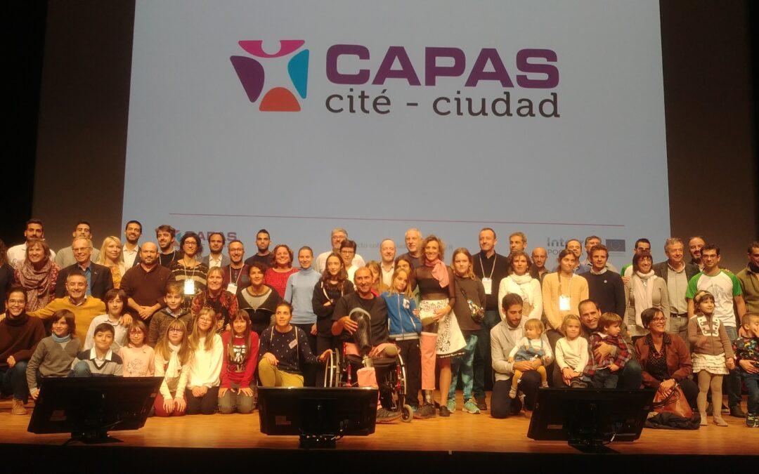 Le Congrès international de CAPAS-Cité se termine sur un bilan très positif et une participation élevée