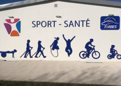 Fachada Maison Sport Santé