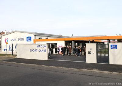 Inauguration Maison du Sport Santé 2